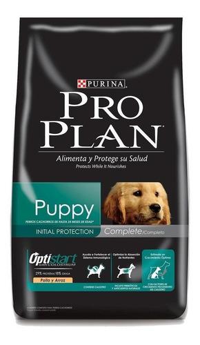 Ração Pro Plan Complete Puppy Cachorro Filhote Raça Média Frango/arroz 15kg