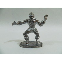 Homem De Ferro Figura Em Chumbo - Réplica Do Gulliver