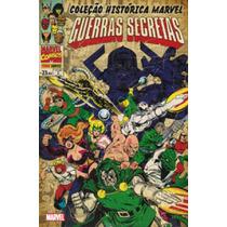 Panini Coleção Histórica Marvel - Guerras Secretas 2