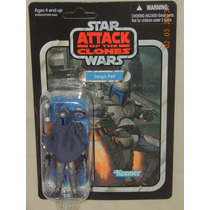 Star Wars: The Vintage Collection Jango Fett Moc