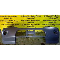 Parachoque Dianteiro L-200 Gl Outdoor 2005/2012 Fibra