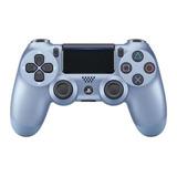 Controle Joystick Sony Dualshock 4 Titanium Blue