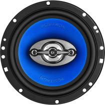 Kit 2 Alto Falantes Positron Apq6030r - 6 Polegadas - Azul
