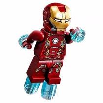 Lego Homem De Ferro Avengers Herois X Men Marvel Vingadores