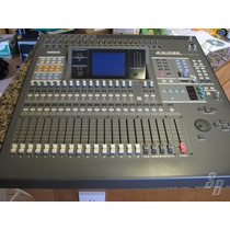 Yamaha 02r O2r Mixer Digital 32 Inputs C/garantia Na Sommexe