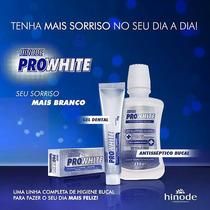 Pro White Gel Dental E Antisséptico Bucal Hinode