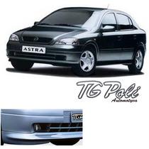 Spoiler Dianteiro Astra Sedan E Hatch Ano 1999 À 2002 Preto