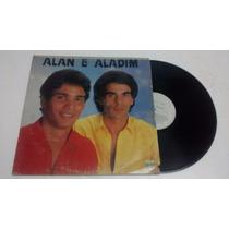 Disco Lp - Alan E Aladim 1987
