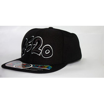 Boné Snapback 4:20 Time For Tea