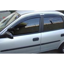 Calha Chuva Corsa Hatch Wagon Sedan Classic 4p Tgpoli 23.004