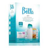 Kit Para Depilação Depil Bella Sistema Roll On
