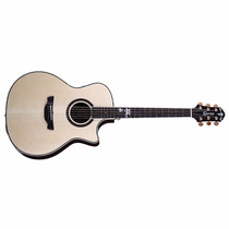 Violao Crafter Wf Rose El Aco Cut C/case Nat,05764musical Sp