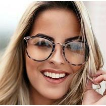 1f3f6268eb2ba Óculos Unissex Armação Quadrada Preta Falsa Lente Sem Grau à venda ...