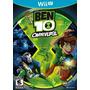 Ben 10 Wii U Bem 10 Nintendo Wii U Novo Original