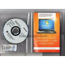 Windows 7 Professional Microsoft 64bits Português