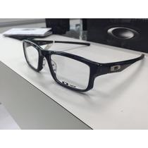Oculos Receituario Oakley Voltage Ox8049-0253 Black Ink Orig