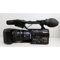 Filmadora Profissional Sony Hdv - Hvr Z7 , Perfeito Estado