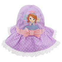 Chapeu Infantil Princesinha Sofia Disney Fantasia 3 4/5 Anos