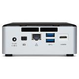 Mini Pc Kit Intel Nuc I3 5010u Nuc5i3ryn 4gb Ssd 120gb