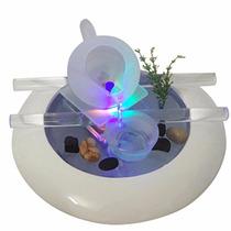 Fonte De Água Decoração Para Jardins Cascatas Decorativas