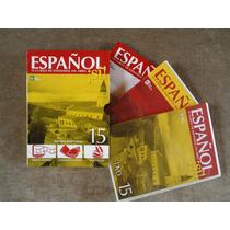 Curso De Espanhol Da Abril - Español Si - Nºs 15, 16 E 24