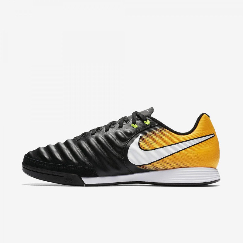 Chuteira Futsal Nike Tiempox Ligera Iv Ic 897765-008 em Congonhas ... b4765356570e1