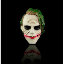 Mascara Coringa Resina The Dark Knight Colecionador