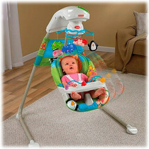 Cadeira Basculante Zoo -fisher Price Mattel W9509