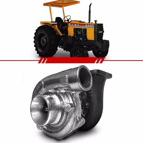 Turbina Cbt Trator Tractor 8440 Motor Mwm D229 - 4