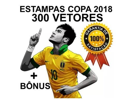 Vetores Copa Do Mundo Camisa 2018 Artes Sublimação Estampas. Preço  R  6 9  Veja MercadoLibre f8eb79ddea1d7