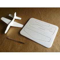 Mini Avião Planador Em Depron Para Lançamento Manual