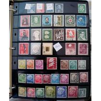 2713 Coleção De Selos Da Alemanha - São Mais De 2000 Euros D