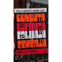 Livro- Conduta Espirita- Waldo Vieira- Bolso- + Brinde -