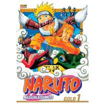 Mangá Naruto Gold Volume 1 (panini) - Lacrado