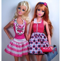 Kit Barbie Life In The Dreamhouse Raquelle E Summer 2 Boneca