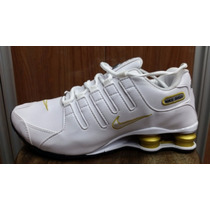 Tenis Nike Shox Nz Importado Classic Molas Academia Corrida