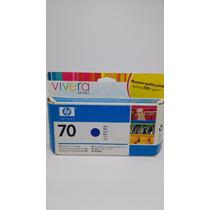 C9458a Cartucho Hp 70 Blue Z3100 - Original Vencido!!
