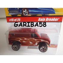 Hot Wheels Baja Breaker 2005 Classics 1 Spectra Red Gariba58