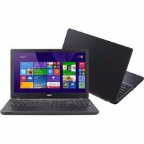 Notebook Acer E5-571-598p Intel I5 6gb Ram 1tb Hd Dvd 15.6