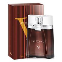 Perfume Virtual Lomani Masculino 100 Ml