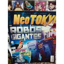 Revista Neo Tokyo Ed 99 - Robôs Gigantes