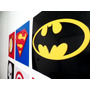 Quadros / Placas / Símbolo / Emblema De Super Heróis