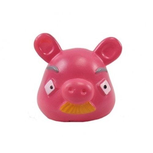 Brinquedo Vinil Angry Birds Porco Rosa