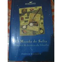 O Mundo De Sofia Historia Da Filosofia Jostein Gaarder Livro