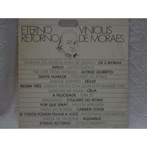 Lp Vinil-eterno Retorno-homenagem Ao Autor Vinicius De Morae