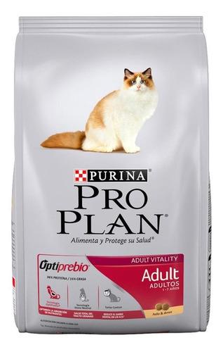 Ração Pro Plan Adult Gato Adulto Frango/arroz 7.5kg