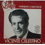 Lp (041) Vários Nac - Vicente Celestino - O Melhor De Original