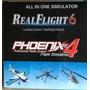 Simulador Real Flight G6/ Phoenix 4 !!! 16 In 1
