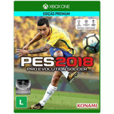 Pro Evolution Soccer 2018 - Pes 2018 - Xbox One