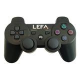 Controle Ps3 Sem Fio Wireless Dualshock Colorido Lefa N F